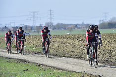 Paris Roubaix - Team Reconnaissance - 06 April 2018