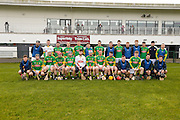 NHL Division 2B at Trim, 6th March 2016<br /> Meath vs Donegal<br /> Donegal Team.<br /> Photo: David Mullen /www.cyberimages.net / 2016