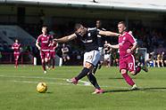 Arbroath v Dundee 08-07-2017