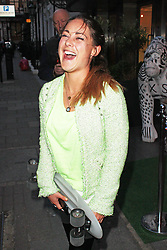 © London News Pictures. 07/06/2013. London, UK.   Louise Thompson at the Francesca Hull - Birthday Party. Photo credit : Brett D. Cove/PiQtured/LNP