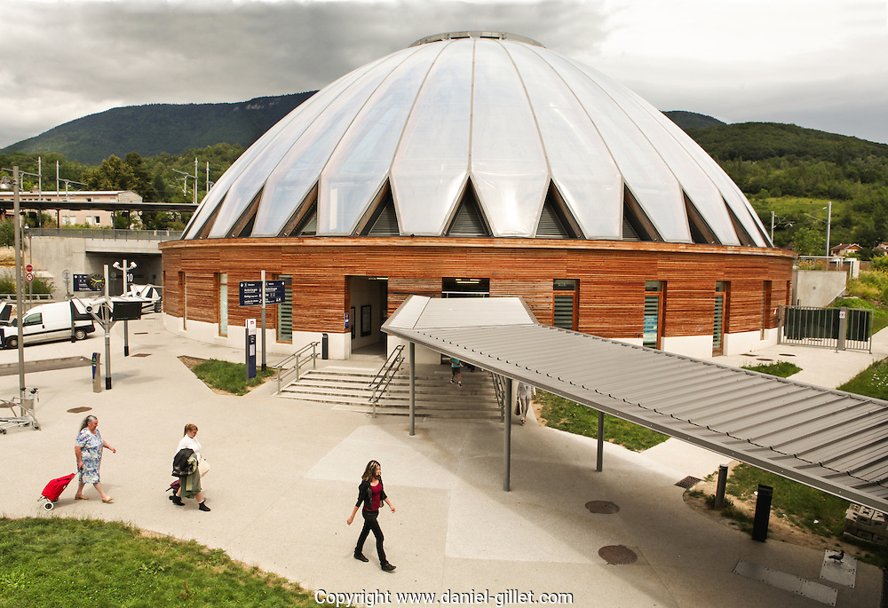 Photos espaces publics Bellegarde sur Valserine, Ain