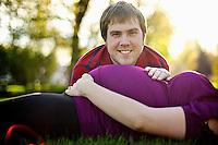 Angela and Tyler Wilson