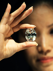 SEP 09 2013 £30 Million in Two Diamonds at Sothebys London