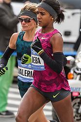 NYC Marathon, Deba, Straneo