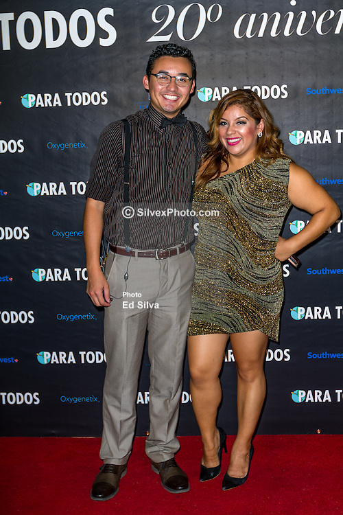 SANTA ANA, CA - OCT 10: Founder/CEO of GLAUDI  Johana Hernandez attends ParaTodos Magazine 20th Anniversary Gala at the Bower Museum on 10th of October, 2015 in Santa Ana, California. Byline, credit, TV usage, web usage or linkback must read SILVEXPHOTO.COM. Failure to byline correctly will incur double the agreed fee. Tel: +1 714 504 6870.