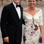 NLD/Apeldoorn/20070901 - Viering 40ste verjaardag Prins Willem Alexander, aankomst Constantijn en Laurentien