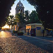 Mision Loreto. Baja California Sur, Mexico.
