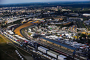 24 hours of Le Mans, June 16-17, 2012.