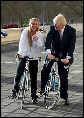 FEB 07 2013 Boris Johnson RideLondon launch