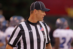 NORMAL, IL - September 08: Paul Janus during 107th Mid-America Classic college football game between the ISU (Illinois State University) Redbirds and the Eastern Illinois Panthers on September 08 2018 at Hancock Stadium in Normal, IL. (Photo by Alan Look)