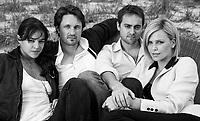 Michelle Rodriguez, Martin Henderson, Stuart Townsend, Charlize Theron