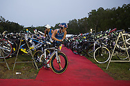 Courtney Atkinson (AUS), June 8, 2014 - TRIATHLON : Ironman Cairns 70.3 / Cairns Airport Adventure Festival, Palm Cove - Captain Cook Highway - Cairns Esplanade, Cairns, Queensland, Australia. Credit: Lucas Wroe