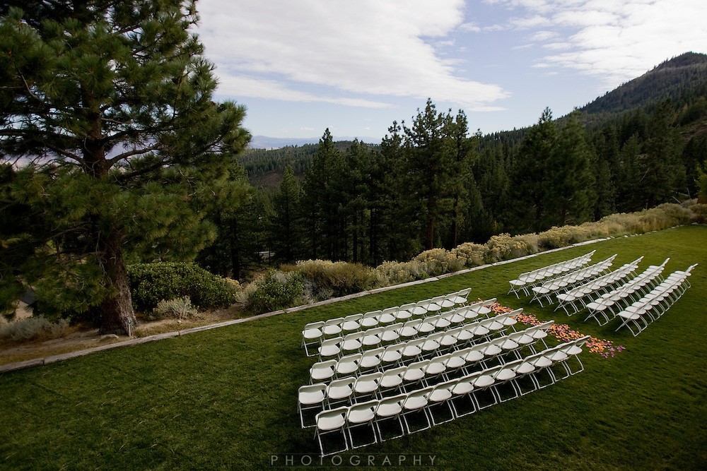Maja and Rob's wedding at Tannenbaums in the Sierras..