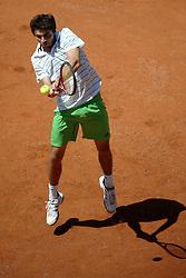 10.05.2011, Foro Italico, Rom, ITA, ATP World Tour, Rome Masters, im Bild Gilles SIMON France.Roma 9/5/2011 Foro Italico.Internazionali BNL d'Italia - Tennis. EXPA Pictures © 2011, PhotoCredit: EXPA/ InsideFoto/ Andrea Staccioli +++++ ATTENTION - FOR AUSTRIA/AUT, SLOVENIA/SLO, SERBIA/SRB an CROATIA/CRO CLIENT ONLY +++++