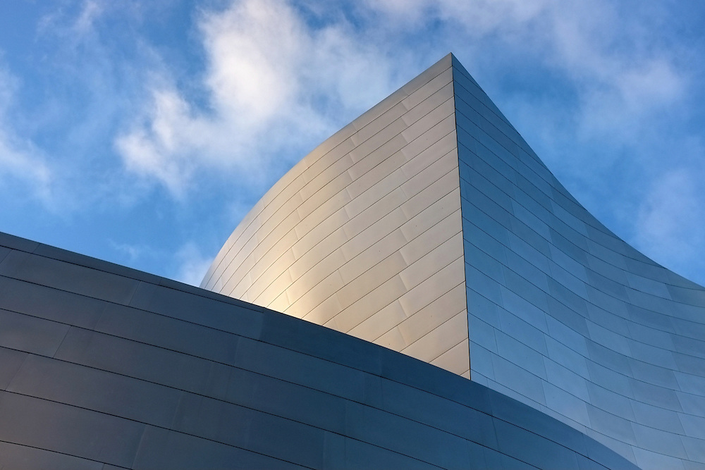 Walt Disney Concert Hall | Designed by Frank Gehry