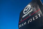 January 24-28, 2018. IMSA Weathertech Series ROLEX Daytona 24. Mazda Team Joest, Mazda DPi,