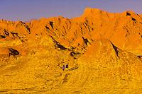 Moon Valley (Valle de la Luna), Salt Mountain Range, Atacama Desert, Chile
