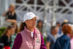 Diniz Luciana, POR<br /> Grand Prix Rolex powered by Audi <br /> CSI5* Knokke 2019<br /> © Hippo Foto - Dirk Caremans<br /> 30/06/2019