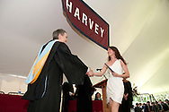 The Harvey School Commencement on June 2, 2011..photo by Gabe Palacio