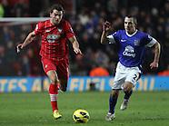 Southampton v Everton 210113