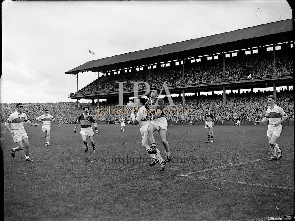 National League Final, Croke Park, Kerry v Derry<br /> 14.05.1961