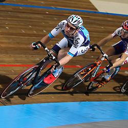 Nederlands Kampioenschap Scratch Apeldoorn Roy Pieters