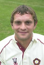 STUART YORK RAUNDS CC 2004 Cricket Cricket