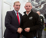 Eirgrid and Enda Kenny at National Ploughing Championships, at Ratheniska, Co. Laois.
