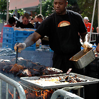 Big Apple BBQ 2009
