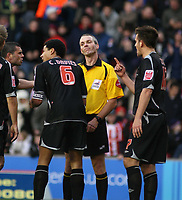 Photo:Mark Stephenson, Stoke City v West Bromwich Albion.<br />