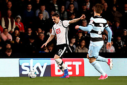 Chris Baird of Derby County crosses the ball - Mandatory by-line: Robbie Stephenson/JMP - 31/03/2017 - FOOTBALL - iPro Stadium - Derby, England - Derby County v Queens Park Rangers - Sky Bet Championship