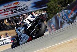 24.07.2010, Laguna Seca, USA, MotoGP, Red Bull U.S. Grand Prix  2010, qualifying, im Bild new Helmets of Jorge Lorenzo - Fiat Yamaha team .EXPA Pictures © 2010, PhotoCredit EXPA InsideFoto Semedia +++++ ATTENTION - FOR AUSTRIA AND SLOVENIA CLIENT ONLY +++++ / SPORTIDA PHOTO AGENCY