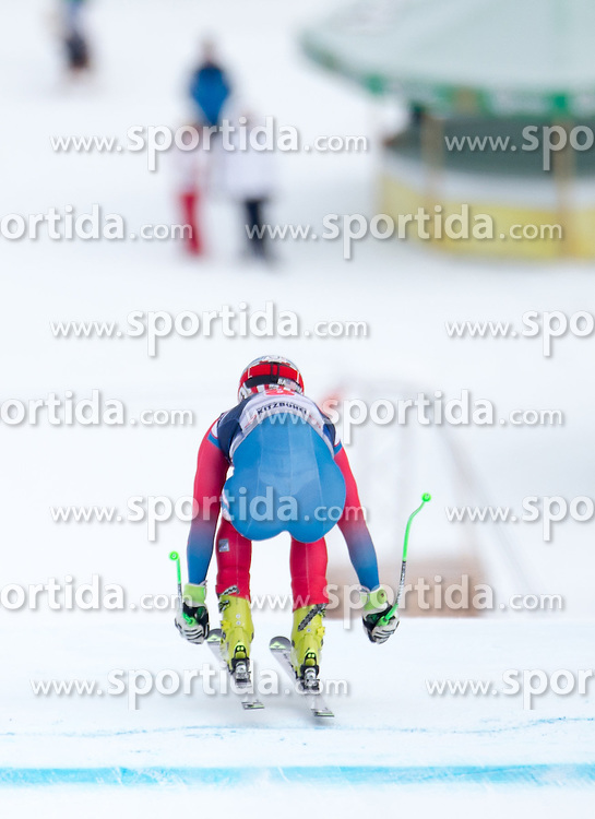 19.01.2016, Streif, Kitzbuehel, AUT, FIS Weltcup Ski Alpin, Kitzbuehel, 1. Abfahrtstraining, Herren, im Bild Steven Nyman (USA) // Steven Nyman of the USA in action during 1st Training of the men's Downhill Race of Kitzbuehel FIS Ski Alpine World Cup at the Streif in Kitzbuehel, Austria on 2016/01/19. EXPA Pictures © 2016, PhotoCredit: EXPA/ Johann Groder