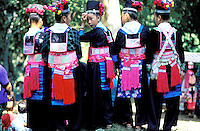Laos - Luang Prabang - Nouvel an Hmong