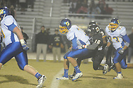 Oxford High's Parker Adamson vs. Starkville in MHSAA playoff action in Starkville, Miss. on Friday, November 16, 2012. Starkville won.
