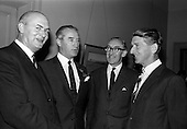 1964 Dunlop Press Confrence