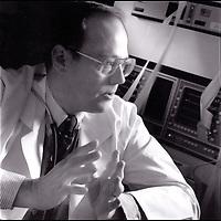 Johns Hopkins Medicine physician for brochure.