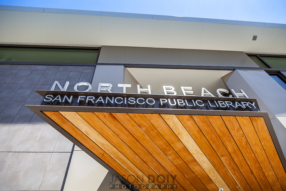 SFPL North Beach opening