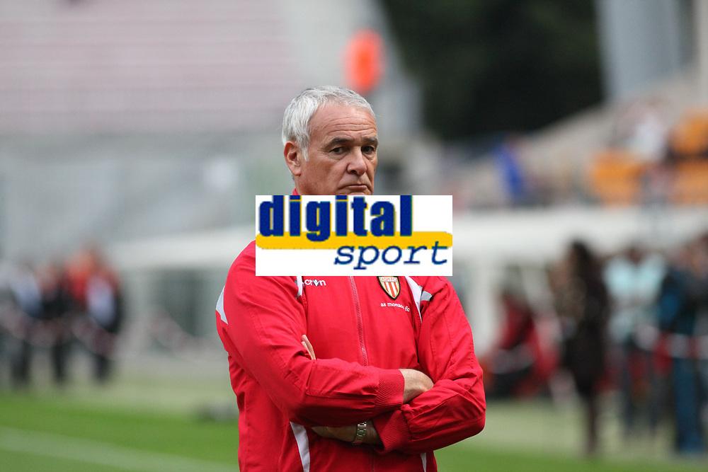 FOOTBALL - FRENCH CHAMPIONSHIP 2012/2013 - LIGUE 2 - RC LENS v AS MONACO  - 21/09/2012 - PHOTO LAURENT SANSON / DPPI - CLAUDIO RANIERI (MONACO COACH)