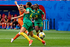 20190615 FRA: FIFA World Cup Netherlands - Cameroon, Valenciennes