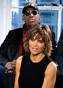 """Lisa Rinna attends the """"All-Star Celebrity Apprentice"""" press conference at Jack Studios in New York City, New York on October 12, 2012."""