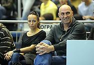 KOSARKA, BEOGRAD, 21. Nov. 2010. -  Goran Grbovic. Utakmica 13. kola NLB lige  u sezoni (2010/2011) izmedju Partizana i Crvene zvezde. Foto: Nenad Negovanovic