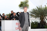 Actor Mathieu Amalric attends the photocall for 'Jimmy P. (Psychotherapy of a Plains Indian)' at the Palais des Festivals during The 66th Annual Cannes Film Festival on May 18, 2013 in Cannes, France.