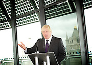 Boris Johnson<br /> Mayor of London unveils his vision for London&rsquo;s future<br /> 11 June 2013<br /> City Hall, London Great Britain <br /> <br /> The Mayor of London, Boris Johnson will outline his agenda to secure London&rsquo;s future as the best big city in the world and his vision for the capital&rsquo;s growth as a key driver of the UK economy.<br />  <br /> To mark the publication of his &lsquo;2020 Vision - The Greatest City on Earth; Ambitions for London by Boris Johnson&rsquo;, the Mayor will address an audience of business leaders, government and borough representatives, as well as key London employers and opinion formers.<br /> <br /> Boris Johnson <br /> Mayor of London <br /> <br /> <br /> Photograph by Elliott Franks