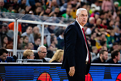 Dragan Sakota head coach of KK Crvena Zvezda MTS during ABA basketball league round 9 match between teams KK Cedevita Olimpija and KK Crvena Zvezda MTS in Arena Stozice, 1. December, 2019, Ljubljana, Slovenia. Photo by Grega Valancic / Sportida