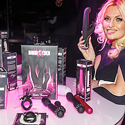 NLD/Amsterdam/20160330 - Presentatie Bobbi Eden collections sextoys, Bobbi eden