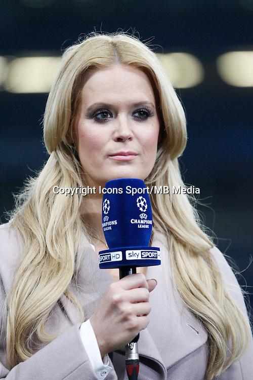 Hayley McQueen - 11.03.2015 - Chelsea / Paris Saint Germain - 1/8Finale Champions League<br />Photo : Johnny Fidelin / Icon Sport