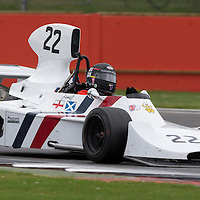 #22, Hesketh 308/1, James Hagan (IE), FIA Masters Historic Formula One, 31.07.2016, Silverstone Classic 2016, Silverstone, England. U.K.