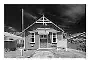 Salvation Army Building, weatherboard, island bay