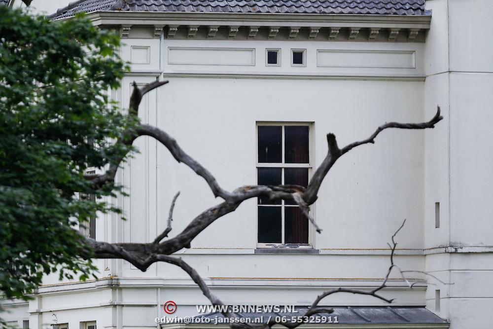 NLD/Zeist/20120715 - Woning Wibi Soerjadi landgoed de Wulvenhorst Zeist,